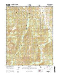Wolf Creek California Current topographic map, 1:24000 scale, 7.5 X 7.5 Minute, Year 2015