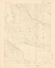 Arroyo Colorado Historical topographic map, 1:125000 scale, 30 X 30 Minute, Year 1891