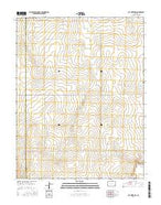 Cat Creek NW Colorado Current topographic map, 1:24000 scale, 7.5 X 7.5 Minute, Year 2016 from Colorado Map Store