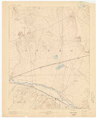 Catlin Colorado Historical topographic map, 1:125000 scale, 30 X 30 Minute, Year 1891