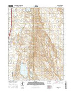 Cobb Lake Colorado Current topographic map, 1:24000 scale, 7.5 X 7.5 Minute, Year 2016 from Colorado Map Store