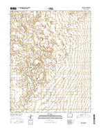 Dry Lakes Colorado Current topographic map, 1:24000 scale, 7.5 X 7.5 Minute, Year 2016 from Colorado Map Store