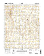 Edison School Colorado Current topographic map, 1:24000 scale, 7.5 X 7.5 Minute, Year 2016 from Colorado Map Store