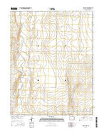 Granada NW Colorado Current topographic map, 1:24000 scale, 7.5 X 7.5 Minute, Year 2016 from Colorado Map Store