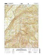 Hells Kitchen Colorado Current topographic map, 1:24000 scale, 7.5 X 7.5 Minute, Year 2016 from Colorado Map Store