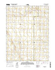 Lone Star Colorado Current topographic map, 1:24000 scale, 7.5 X 7.5 Minute, Year 2016