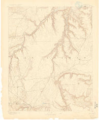 Mesa De Maya Colorado Historical topographic map, 1:125000 scale, 30 X 30 Minute, Year 1891