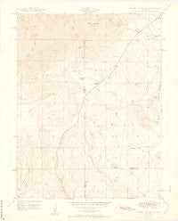 Mount Pittsburg Colorado Historical topographic map, 1:24000 scale, 7.5 X 7.5 Minute, Year 1949