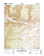 Mud Creek Colorado Current topographic map, 1:24000 scale, 7.5 X 7.5 Minute, Year 2016 from Colorado Map Store