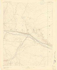 Nepesta Colorado Historical topographic map, 1:125000 scale, 30 X 30 Minute, Year 1891