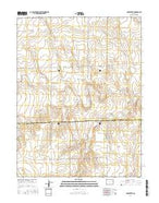 Rock Creek Colorado Current topographic map, 1:24000 scale, 7.5 X 7.5 Minute, Year 2016 from Colorado Map Store