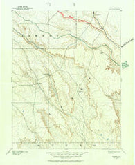 Sanborn Colorado Historical topographic map, 1:125000 scale, 30 X 30 Minute, Year 1889