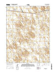 Schramm Colorado Current topographic map, 1:24000 scale, 7.5 X 7.5 Minute, Year 2016