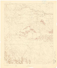 Springfield Colorado Historical topographic map, 1:125000 scale, 30 X 30 Minute, Year 1891