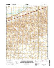 Tamarack Ranch Colorado Current topographic map, 1:24000 scale, 7.5 X 7.5 Minute, Year 2016 from Colorado Maps Store