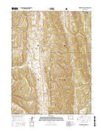Thirteenmile Creek Colorado Current topographic map, 1:24000 scale, 7.5 X 7.5 Minute, Year 2016 from Colorado Map Store