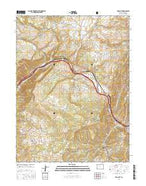 Wolcott Colorado Current topographic map, 1:24000 scale, 7.5 X 7.5 Minute, Year 2016 from Colorado Map Store