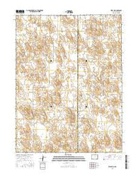 Wray NE Colorado Current topographic map, 1:24000 scale, 7.5 X 7.5 Minute, Year 2016