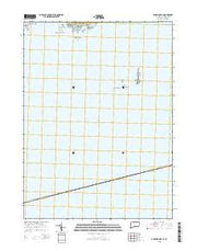 Guilford OE S Connecticut Current topographic map, 1:24000 scale, 7.5 X 7.5 Minute, Year 2015 from Connecticut Maps Store