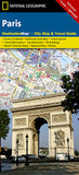 Buy map Paris, France DestinationMap by National Geographic Maps