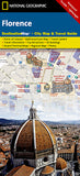 Buy map Florence, Italy, DestinationMap by National Geographic Maps