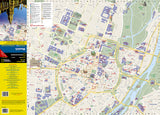 Munich, Germany DestinationMap by National Geographic Maps - Front of map
