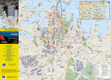 Sydney, Australia DestinationMap by National Geographic Maps - Front of map