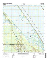 Wilson Florida Current topographic map, 1:24000 scale, 7.5 X 7.5 Minute, Year 2015
