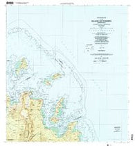 Island Of Pohnpei (Northeast) Federated States of Micronesia Historical topographic map, 1:25000 scale, 7.5 X 7.5 Minute, Year 2001