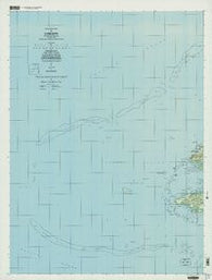 Unikappi Federated States of Micronesia Historical topographic map, 1:25000 scale, 7.5 X 7.5 Minute, Year 1997