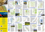U.S. Scenic Drives GuideMap by National Geographic Maps - Front of map