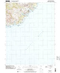 Inarajan Guam Historical topographic map, 1:24000 scale, 7.5 X 7.5 Minute, Year 2000