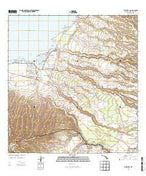 Haleiwa Hawaii Current topographic map, 1:24000 scale, 7.5 X 7.5 Minute, Year 2013 from Hawaii Map Store