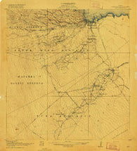 Hilo Hawaii Historical topographic map, 1:62500 scale, 15 X 15 Minute, Year 1917