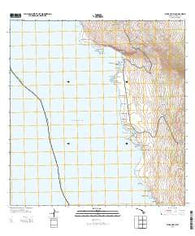 Honaunau Hawaii Historical topographic map, 1:24000 scale, 7.5 X 7.5 Minute, Year 2013