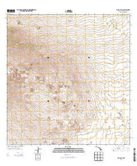 Hualalai Hawaii Historical topographic map, 1:24000 scale, 7.5 X 7.5 Minute, Year 2013