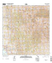 Kailua Hawaii Current topographic map, 1:24000 scale, 7.5 X 7.5 Minute, Year 2013 from Hawaii Maps Store