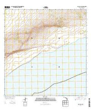 Kalapana Hawaii Current topographic map, 1:24000 scale, 7.5 X 7.5 Minute, Year 2013 from Hawaii Maps Store