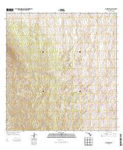 Kaunene Hawaii Current topographic map, 1:24000 scale, 7.5 X 7.5 Minute, Year 2013 from Hawaii Maps Store