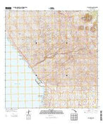 Kawaihae Hawaii Current topographic map, 1:24000 scale, 7.5 X 7.5 Minute, Year 2013 from Hawaii Map Store