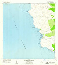 Keahole Point Hawaii Historical topographic map, 1:24000 scale, 7.5 X 7.5 Minute, Year 1959