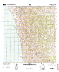 Kealakekua Hawaii Historical topographic map, 1:24000 scale, 7.5 X 7.5 Minute, Year 2013
