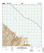 Keanae Hawaii Current topographic map, 1:24000 scale, 7.5 X 7.5 Minute, Year 2013 from Hawaii Map Store