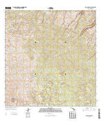 Keanakolu Hawaii Current topographic map, 1:24000 scale, 7.5 X 7.5 Minute, Year 2013 from Hawaii Map Store