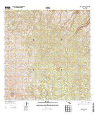 Keanakolu Hawaii Historical topographic map, 1:24000 scale, 7.5 X 7.5 Minute, Year 2013