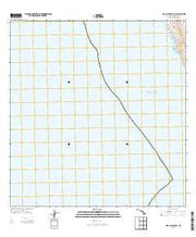 Keawanui Bay Hawaii Current topographic map, 1:24000 scale, 7.5 X 7.5 Minute, Year 2013 from Hawaii Maps Store