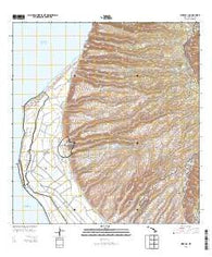 Kekaha Hawaii Historical topographic map, 1:24000 scale, 7.5 X 7.5 Minute, Year 2013