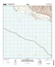 Kekaha OE S Hawaii Historical topographic map, 1:24000 scale, 7.5 X 7.5 Minute, Year 2013