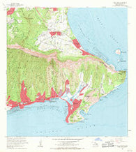 Koko Head Hawaii Historical topographic map, 1:24000 scale, 7.5 X 7.5 Minute, Year 1969