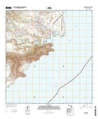 Lihue Hawaii Historical topographic map, 1:24000 scale, 7.5 X 7.5 Minute, Year 2013